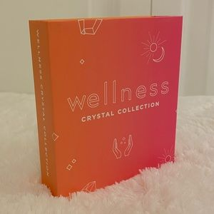 NWT Anthropologie Wellness Crystal Collection